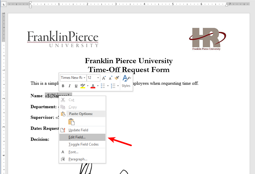 DocProcessorWiki | Placeholders In DOCX
